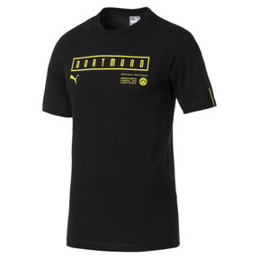 Thumbnail 1 of BVB Fan Tee, Puma Black, medium