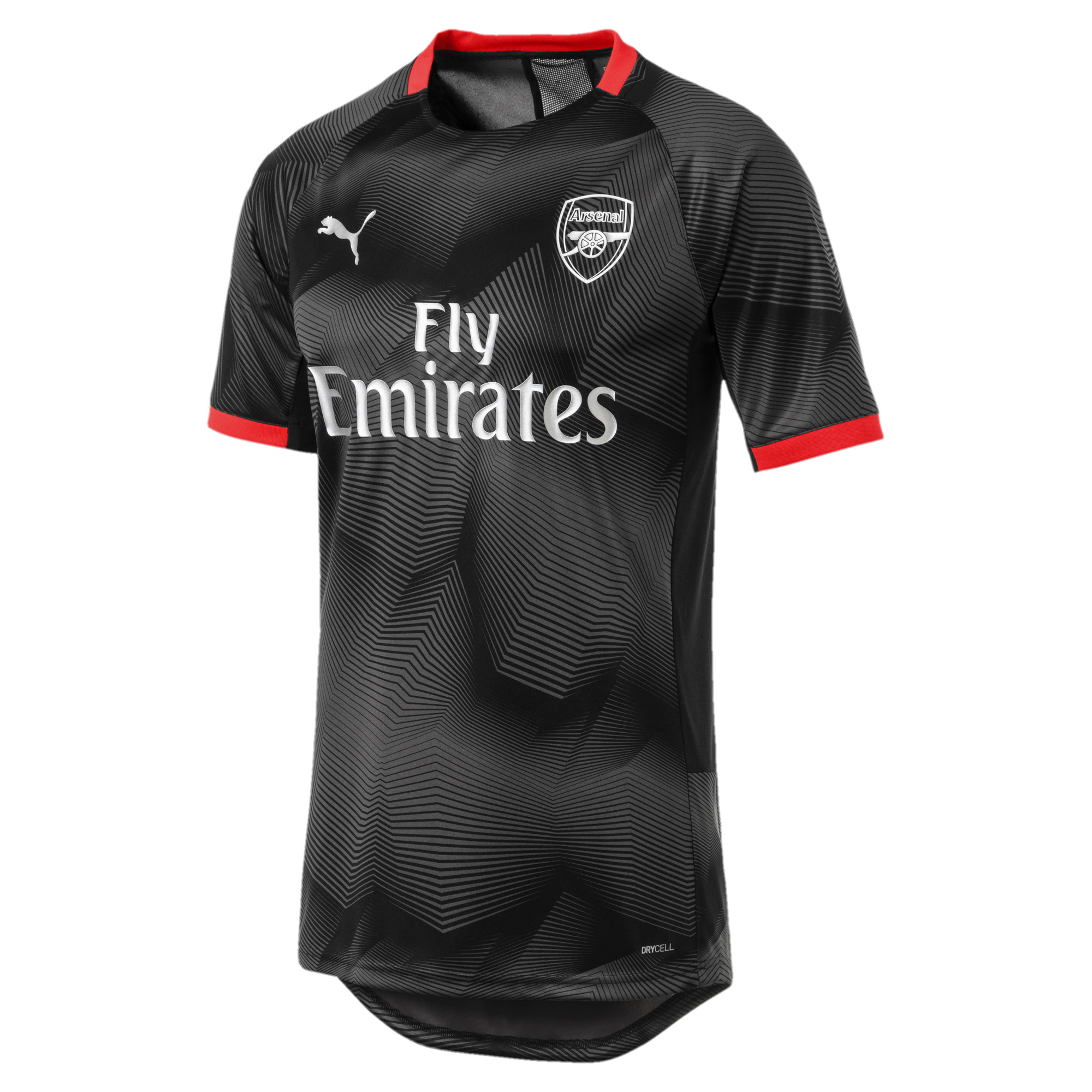 Image Puma Arsenal FC Men's Graphic Jersey #4