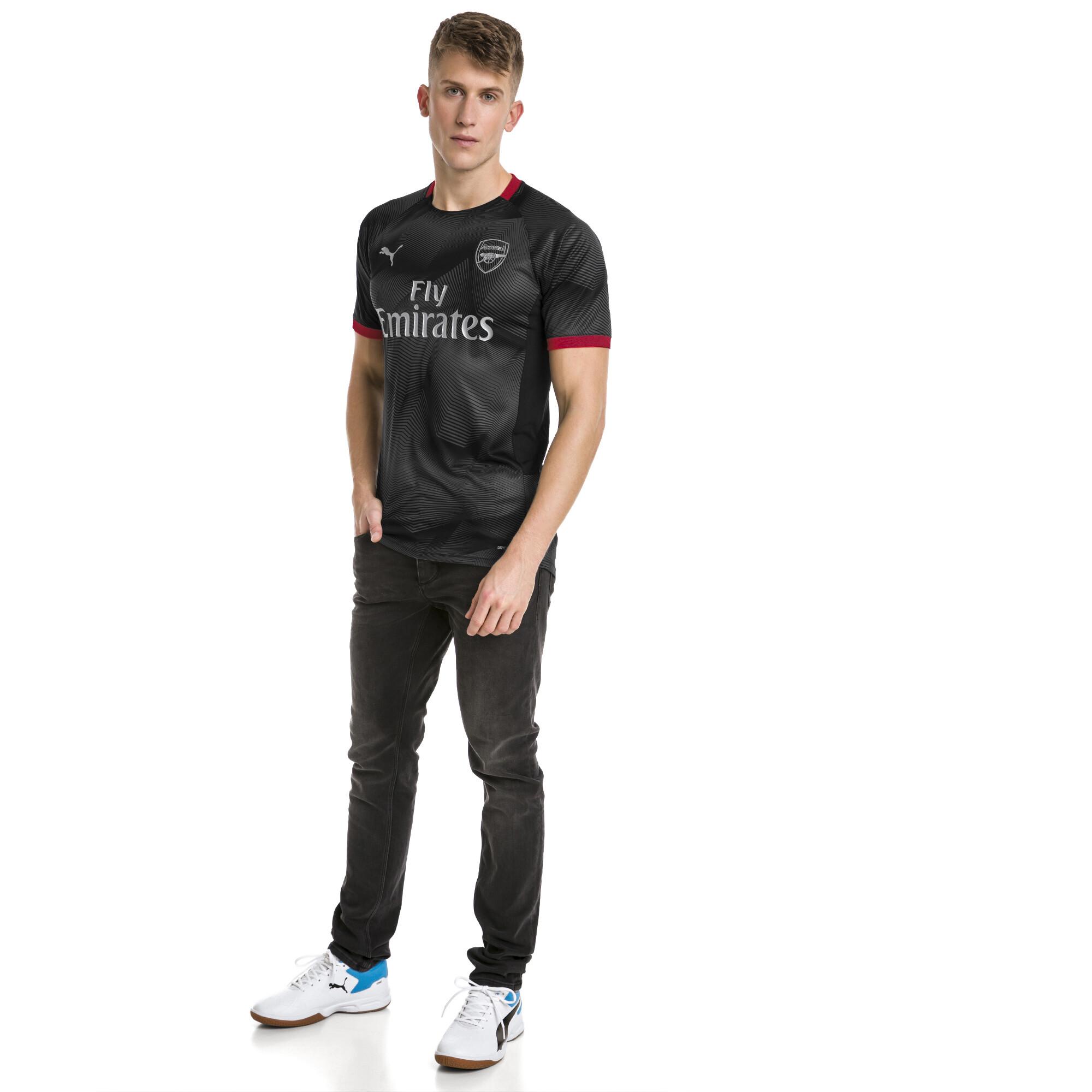 Image Puma Arsenal FC Men's Graphic Jersey #3