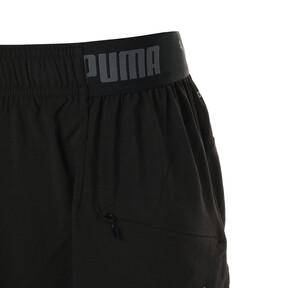 Thumbnail 4 of ARSENAL FC スタジアム プロ パンツ, Puma Black-Chili Pepper, medium-JPN