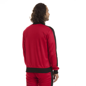 Thumbnail 2 of AC Milan Men's T7 Track Jacket, Tango Red-Puma Black, medium