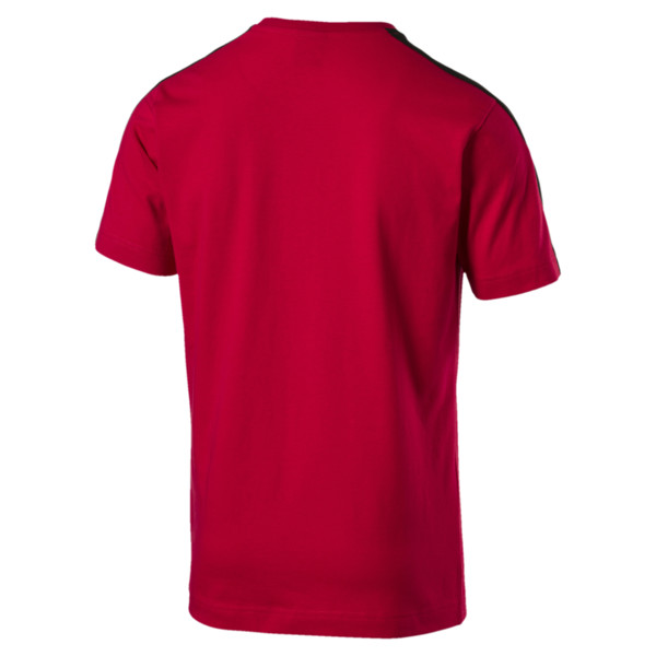AC Milan Herren T7 T-Shirt, Tango Red-Puma Black, large