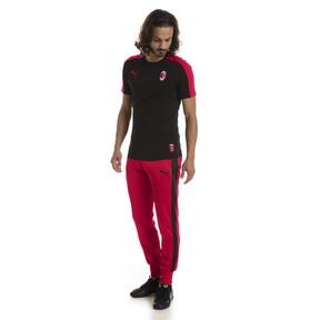 Thumbnail 3 of AC Milan Men's T7 T-Shirt, Puma Black-Tango Red, medium