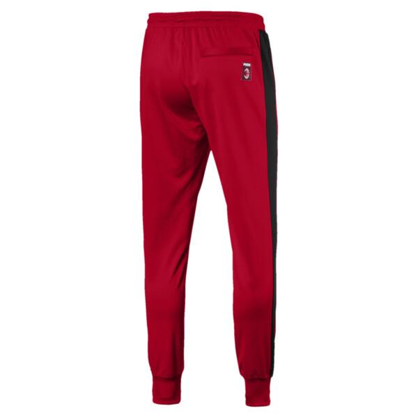 AC Milan Herren T7 Hose, Tango Red-Puma Black, large