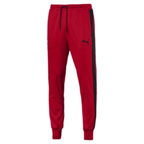 Thumbnail 4 of AC Milan Men's T7 Pants, Tango Red-Puma Black, medium