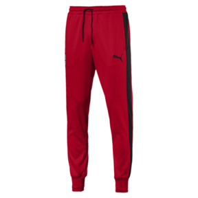 Thumbnail 1 of AC Milan Men's T7 Pants, Tango Red-Puma Black, medium