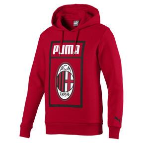 Sweat à capuche AC Milan Shoe Tag pour homme