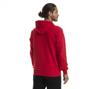 Thumbnail 2 of AC Milan Herren Shoe Tag Hoodie, Tango Red, medium