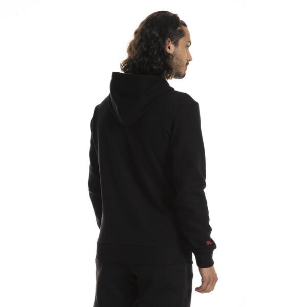Sweat à capuche AC Milan Shoe Tag pour homme, Puma Black, large