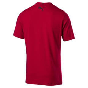 Thumbnail 5 of AC Milan Men's Shoe Tag T-Shirt, Tango Red, medium
