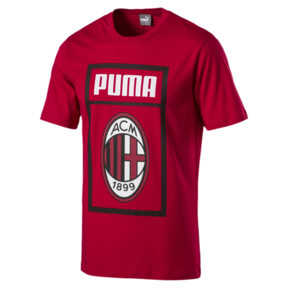 AC Milan Men's Shoe Tag T-Shirt