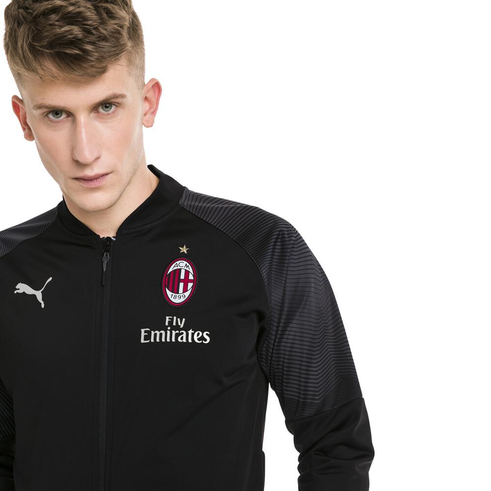 Image Puma AC Milan Men's Stadium Jacket #2
