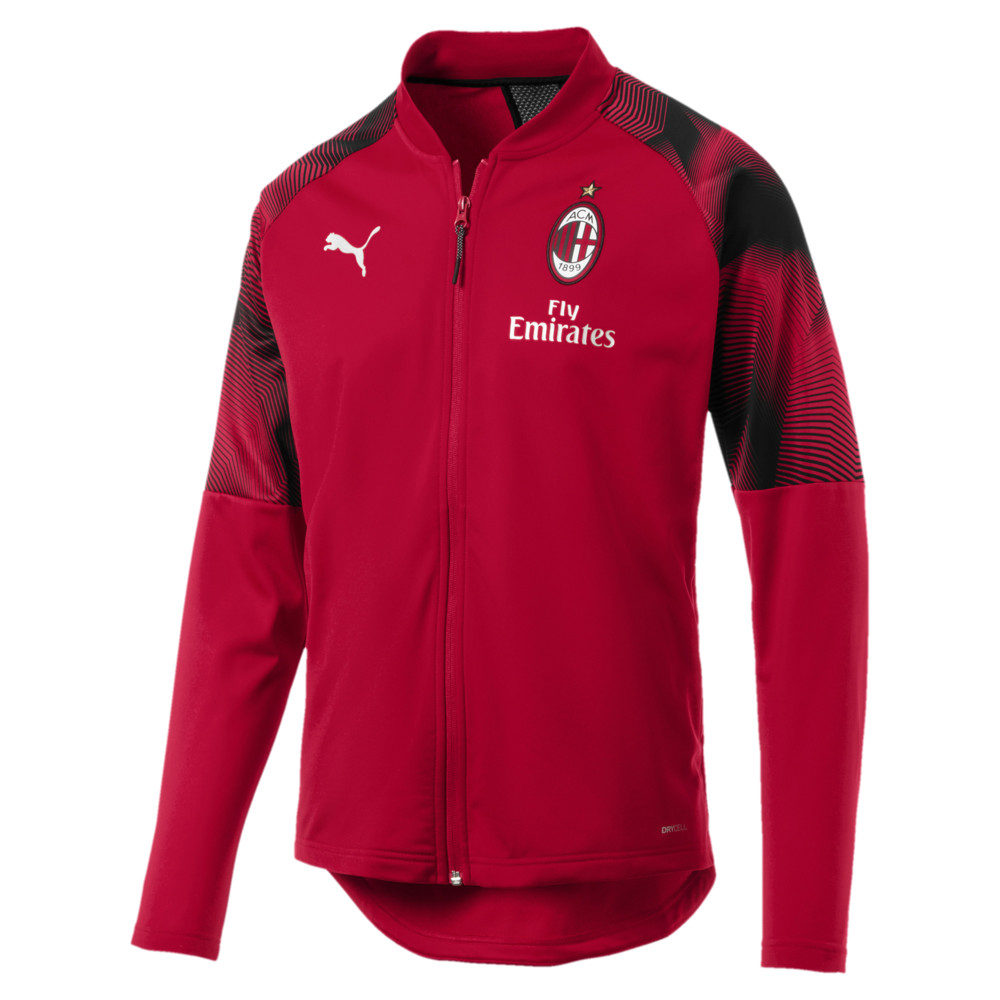 Image PUMA AC Milan Men's Stadium Jacket #1
