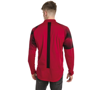Thumbnail 2 of Blouson AC Milan Stadium pour homme, Tango Red-Puma Black, medium