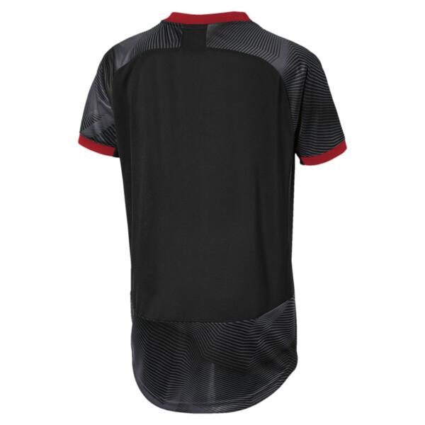 AC Milan STADIUM Jersey KIDS, Puma Black-Dark Shadow, large