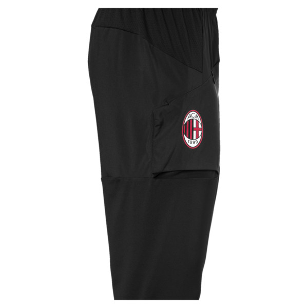 AC Milan PRO Herren Fußballhose, Puma Black, large