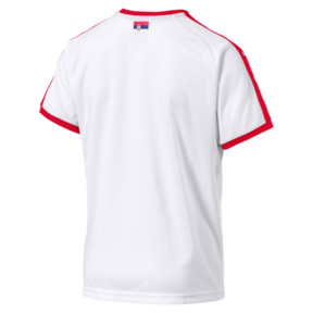 Thumbnail 2 of Serbia Away Shirt, Puma White-Puma Red, medium
