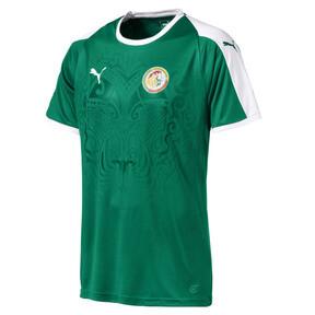 Thumbnail 1 of Senegal Away Shirt, Pepper Green-Puma White, medium