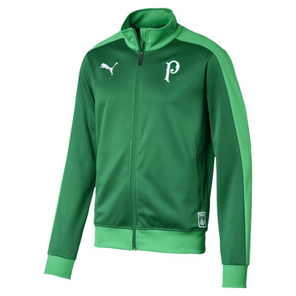 Palmeiras Men's Track Jacket, Amazon Green, large