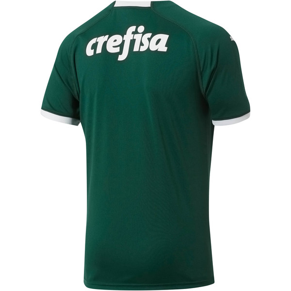 Palmeiras Replica Home Jersey, Pepper Green, large