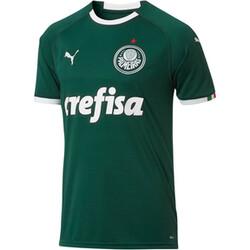 Camiseta réplica de local Palmeiras