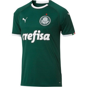 Thumbnail 1 of Palmeiras Replica Home Jersey, Pepper Green, medium