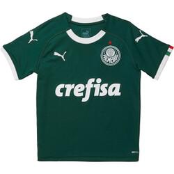 Camiseta réplica de local Palmeiras para niños