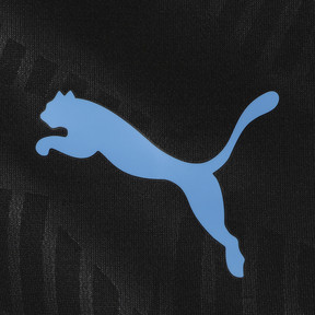 Thumbnail 3 of フロンターレ プレマッチ ハンソデ トレーニング シャツ, Puma Black-FR Blue, medium-JPN
