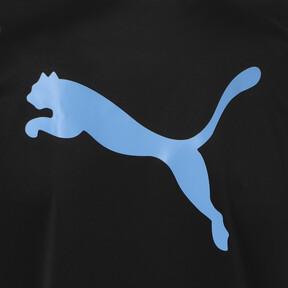 Thumbnail 7 of フロンターレ プレマッチ ハンソデ トレーニング シャツ, Puma Black-FR Blue, medium-JPN