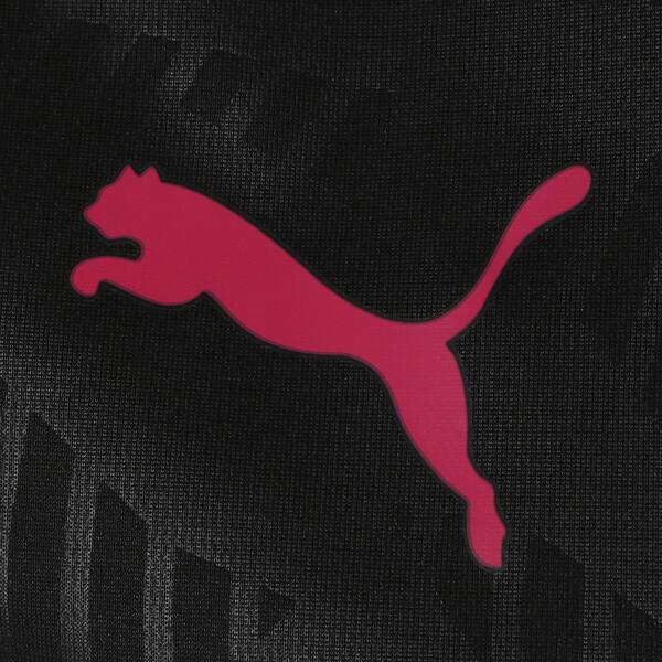 セレッソ 19 ハンソデ トレーニング シャツ, Puma Black-CR Pink, large-JPN