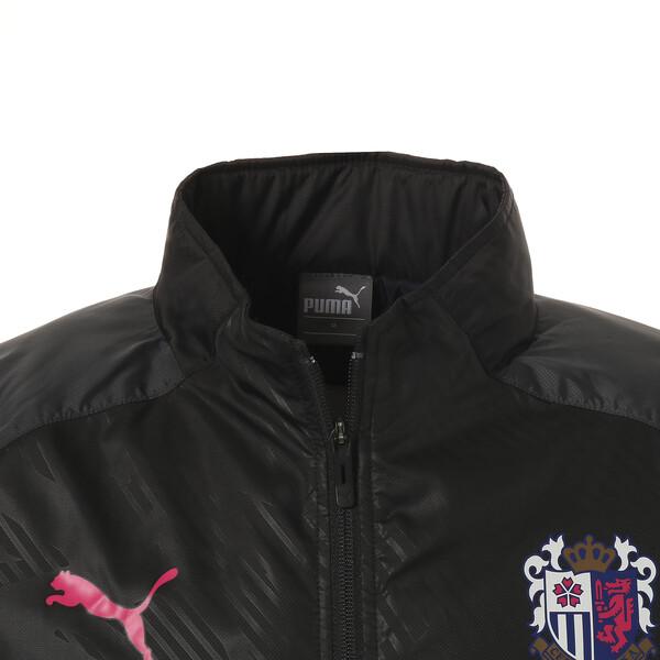 セレッソ 19 ナカワタ ジャケット, Puma Black-CR Pink, large-JPN