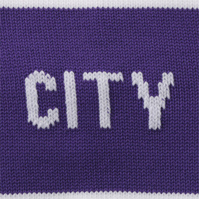 Thumbnail 6 of マンチェスター・シティ MCFC バンド ストッキング, Puma White-Tillandsia Purple, medium-JPN