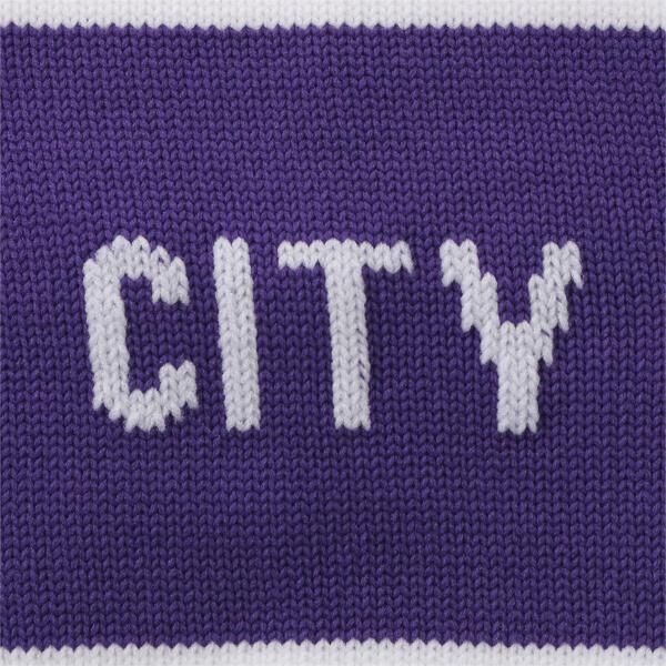 マンチェスター・シティ MCFC バンド ストッキング, Puma White-Tillandsia Purple, large-JPN