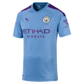 Manchester City Herren Authentic Heimtrikot