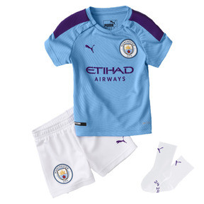 Manchester City FC Babies Heim Mini Set