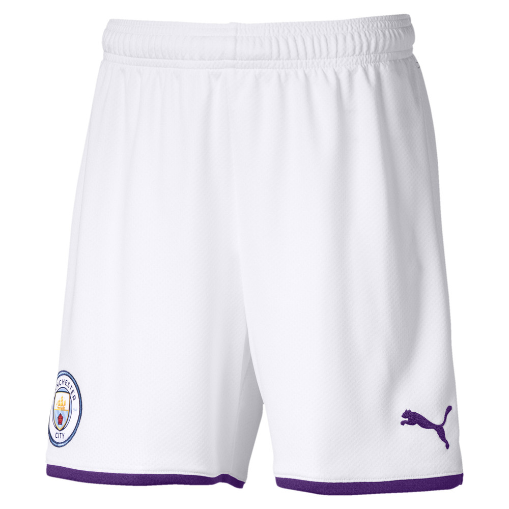 Image PUMA Manchester City FC Kids' Third Replica Shorts #1