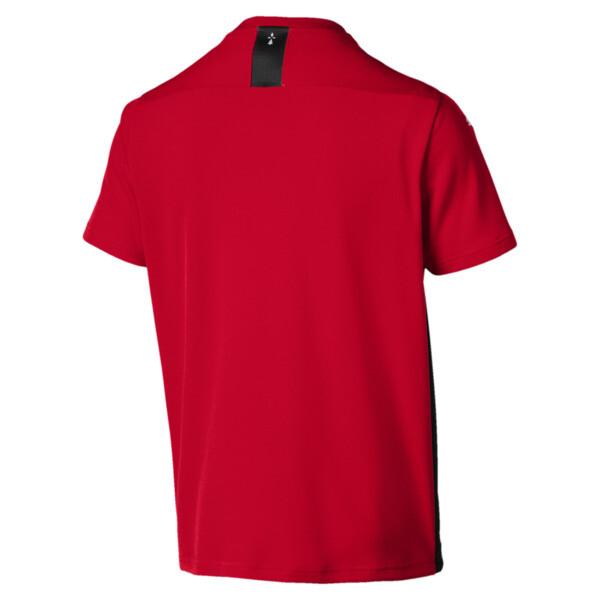 Stade Rennais FC Men's Home Replica Jersey, Puma Red-Puma Black, large