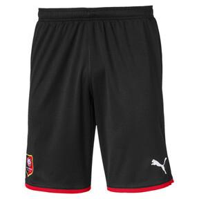 Thumbnail 1 of Stade Rennais Men's Replica Shorts, Puma Black-Puma Red, medium