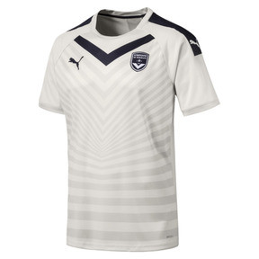 Girondins De Bordeaux Men's Away Replica Jersey