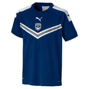 Girondins De Bordeaux Boys' Home Replica Jersey