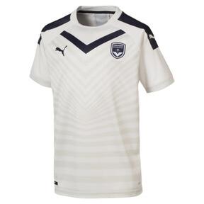 Camiseta de la segunda equipación de réplica de niño Girondins De Bordeaux