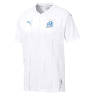 Image Puma Olympique de Marseille Men's Home Replica Jersey