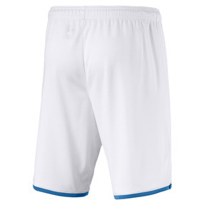 Thumbnail 2 van Olympique de Marseille replica-short voor mannen, Puma White-Bleu Azur, medium