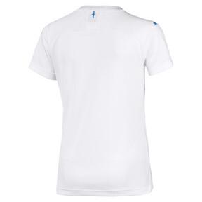Thumbnail 2 of Maillot Domicile Olympique de Marseille Replica pour femme, Puma White-Bleu Azur, medium