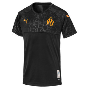 Olympique de Marseille Boys' Third Replica Jersey
