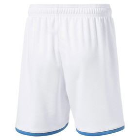 Thumbnail 2 van Olympique de Marseille replica-short voor jongens, Puma White, medium