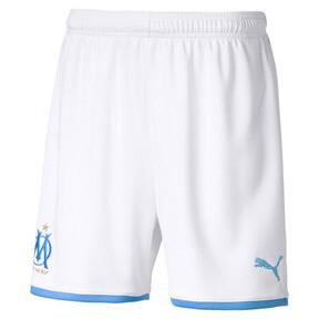 Thumbnail 1 van Olympique de Marseille replica-short voor jongens, Puma White, medium