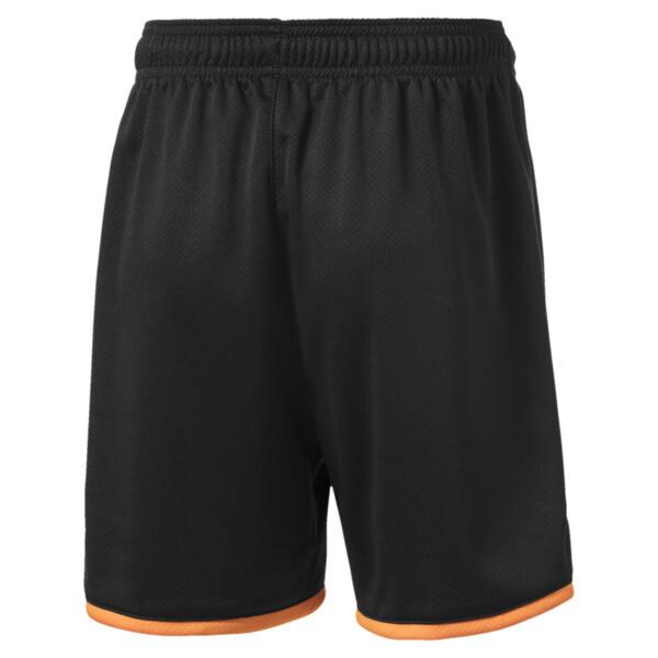 Olympique de Marseille replica-short voor jongens, Puma Black, large