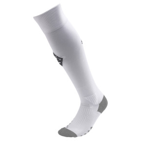 Thumbnail 1 of Borussia Mönchengladbach Men's Football Socks, Puma White-Puma Black, medium