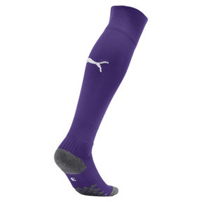 Thumbnail 2 of Borussia Mönchengladbach Men's Football Socks, Prism Violet-Puma White, medium
